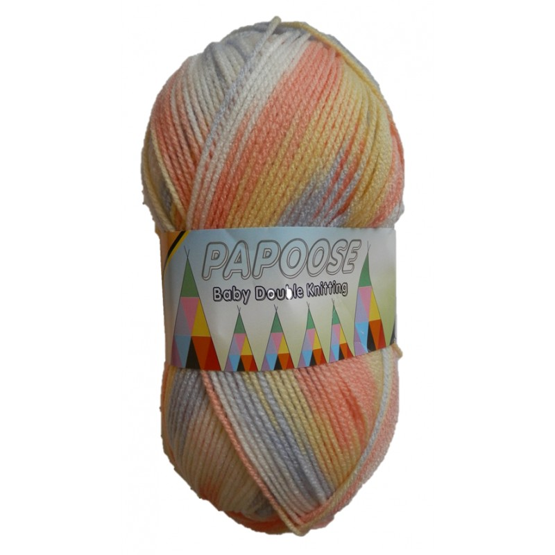 Papoose DK Baby Yarn